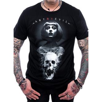 t-shirt men's - Bullet - ART BY EVIL, ART BY EVIL