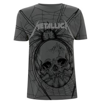 t-shirt metal men's Metallica - Spider - NNM - RTMTLTSCHSPI