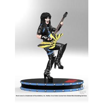 Figure Mötley Crüe - Mick Mars - Rock Iconz - KNUCKLEBONZ, KNUCKLEBONZ, Mötley Crüe