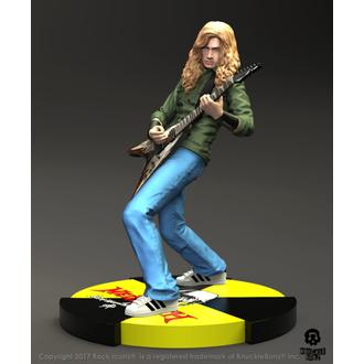 Statue/ Figure Megadeth - Dave Mustaine - KNUCKLEBONZ, KNUCKLEBONZ, Megadeth