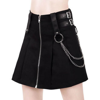 Women's skirt KILLSTAR - Nancy - BLACK - KSRA000377