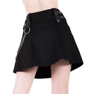 Women's skirt KILLSTAR - Nancy - BLACK, KILLSTAR