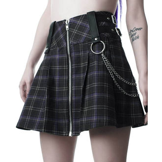 Women's skirt KILLSTAR - Nancy - TARTAN, KILLSTAR