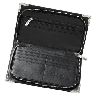 Wallet KILLSTAR - NECRONOMICON - BLACK, KILLSTAR