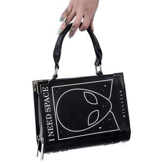 Handbag (Purse) KILLSTAR - Need Space - Black, KILLSTAR