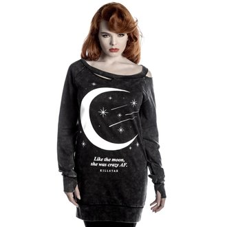 sweatshirt (no hood) women's - Nico Slashed - KILLSTAR