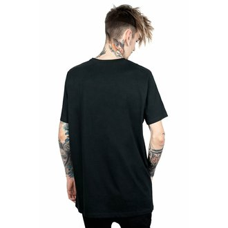 t-shirt gothic and punk men's - Night Rider - KILLSTAR, KILLSTAR