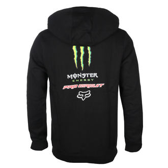 hoodie men's - Monster - FOX, FOX
