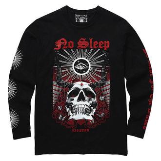 t-shirt men's - NO SLEEP LONG - KILLSTAR