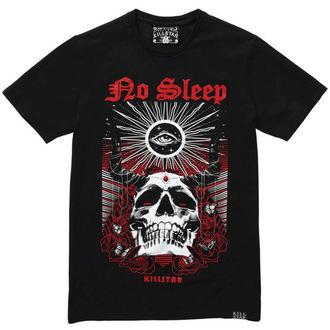t-shirt men's - NO SLEEP T-SHIRT - KILLSTAR