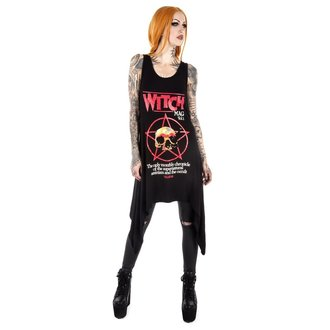 Dress Women's KILLSTAR - Nostalgia Hex - Black, KILLSTAR