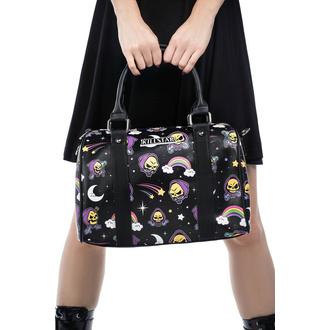 Bag (handbag) KILLSTAR - Not Cute - BLACK - KSRA002094