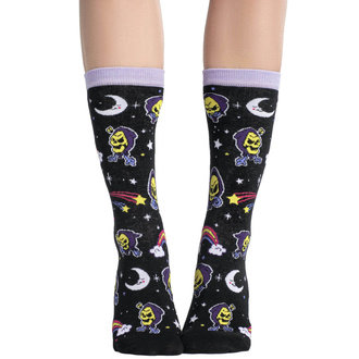 Socks KILLSTAR - Not Cute - BLACK - KSRA002101