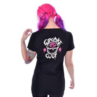 t-shirt women's - NOT WEIRD - CUPCAKE CULT, CUPCAKE CULT