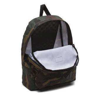 Backpack VANS - MN OLD SKOOL II BACK CLASSIC - CAMO, VANS