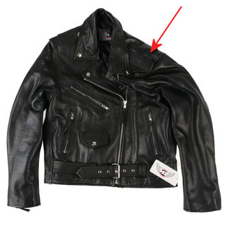 leather jacket - 113-L - OSX, OSX
