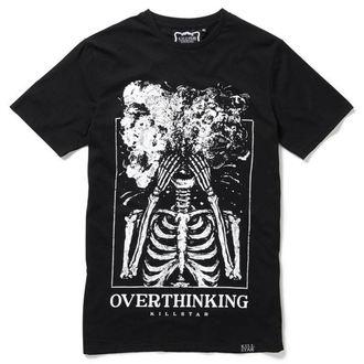 t-shirt men's - OVERTHINKING - KILLSTAR, KILLSTAR