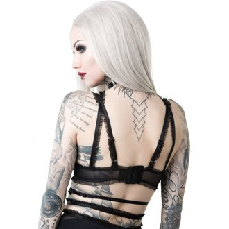 Bra KILLSTAR - PERSEPHONE - BLACK, KILLSTAR