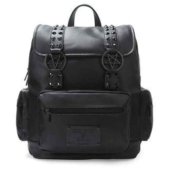 Backpack KILLSTAR - Phantom - Black, KILLSTAR