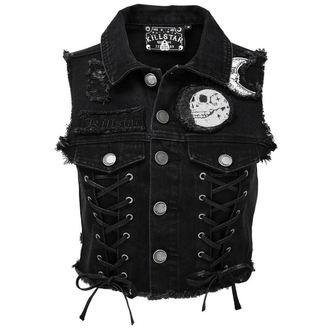 vest - PHASED OUT DENIM - KILLSTAR