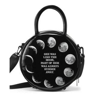 bag (handbag) KILLSTAR - PHASES - BLACK, KILLSTAR