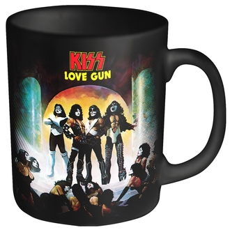 cup KISS - LOVE GUN - PLASTIC HEAD, PLASTIC HEAD, Kiss