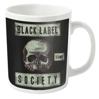 cup BLACK LABEL SOCIETY - DOOM TROOPER - PLASTIC HEAD, PLASTIC HEAD, Black Label Society