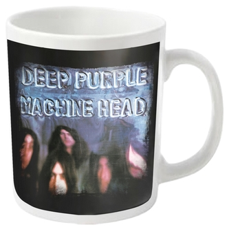 cup DEEP PURPLE - MACHINE HEAD - PLASTIC HEAD, PLASTIC HEAD, Deep Purple