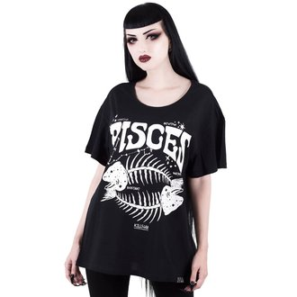 t-shirt women's - Pisces - KILLSTAR, KILLSTAR