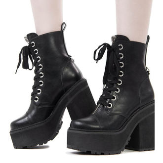 wedge boots women's - KILLSTAR