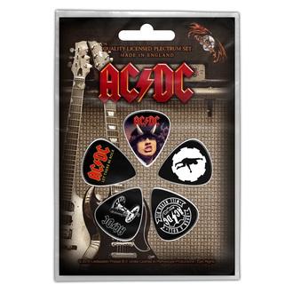 picks AC / DC - HIGHWAY FOR THOSE LET THERE - RAZAMATAZ, RAZAMATAZ, AC-DC