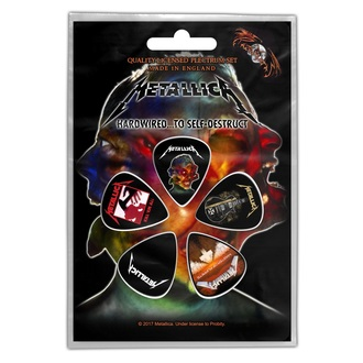 picks METALLICA - HARDWIRED TO SELF DESTRUCT - RAZAMATAZ, RAZAMATAZ, Metallica