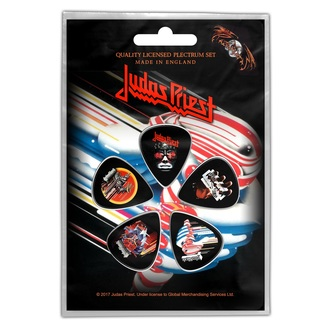 picks JUDAS PRIEST - TURBO - RAZAMATAZ - PP018