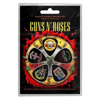 Picks Guns N' Roses - Bullet Logo - RAZAMATAZ, RAZAMATAZ, Guns N' Roses