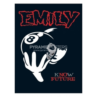 poster - Emily The Strange (8 Ball) - PP31297 - Pyramid Posters