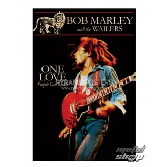 poster Bob Marley (The Wailers) - PP31315 - Pyramid Posters
