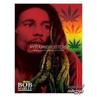 poster - Bob Marley (Dreads) - PP31791 - Pyramid Posters