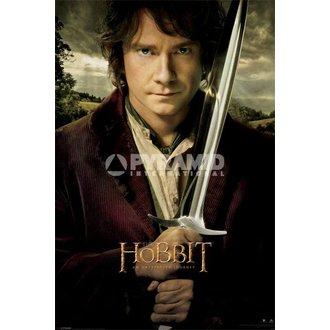 plakát The Hobbit - Bilbo - Pyramid Posters, PYRAMID POSTERS