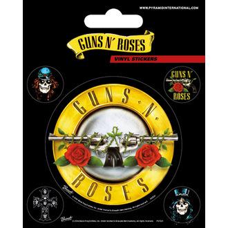 Stickers Guns N' Roses - PYRAMID POSTERS, PYRAMID POSTERS, Guns N' Roses