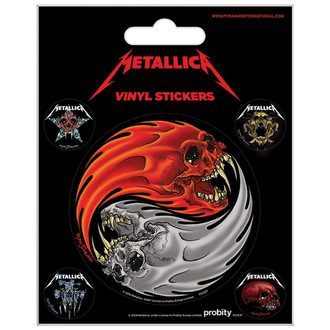 Stickers Metallica - PYRAMID POSTERS - PS7237