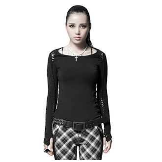 t-shirt gothic and punk women's - Soliaris - PUNK RAVE, PUNK RAVE