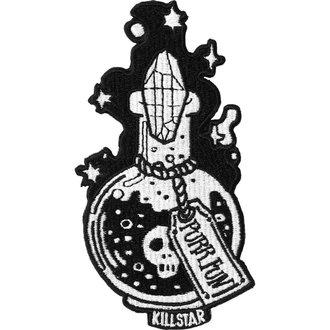 Iron-on patch (patch) KILLSTAR - Purr Fun, KILLSTAR