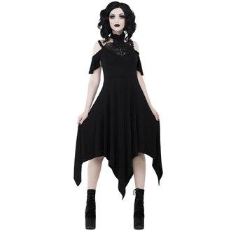 Women's dress KILLSTAR - PYRE PIXIE EVENING - BLACK, KILLSTAR