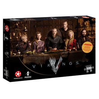 Puzzle Vikings - Ragnar's Court, NNM