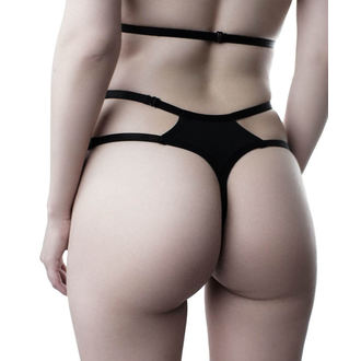Women's panties (thongs) KILLSTAR - Raising Hell - BLACK, KILLSTAR