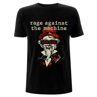 t-shirt metal men's Rage against the machine - Sam - NNM, NNM, Rage against the machine