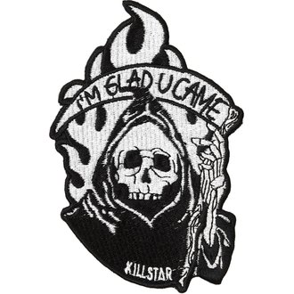 Iron-on patch KILLSTAR - Reaper, KILLSTAR