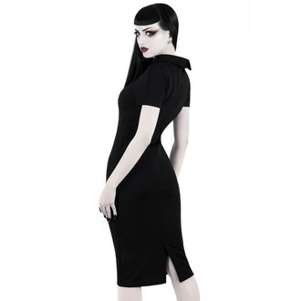 Women's dress KILLSTAR - Rebekka Read - BLACK, KILLSTAR