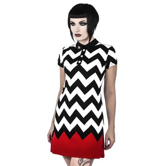 Dress Women's KILLSTAR - RED ROOM - BLACK, KILLSTAR