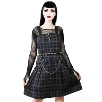 Women's dress  KILLSTAR - Regan - TARTAN, KILLSTAR